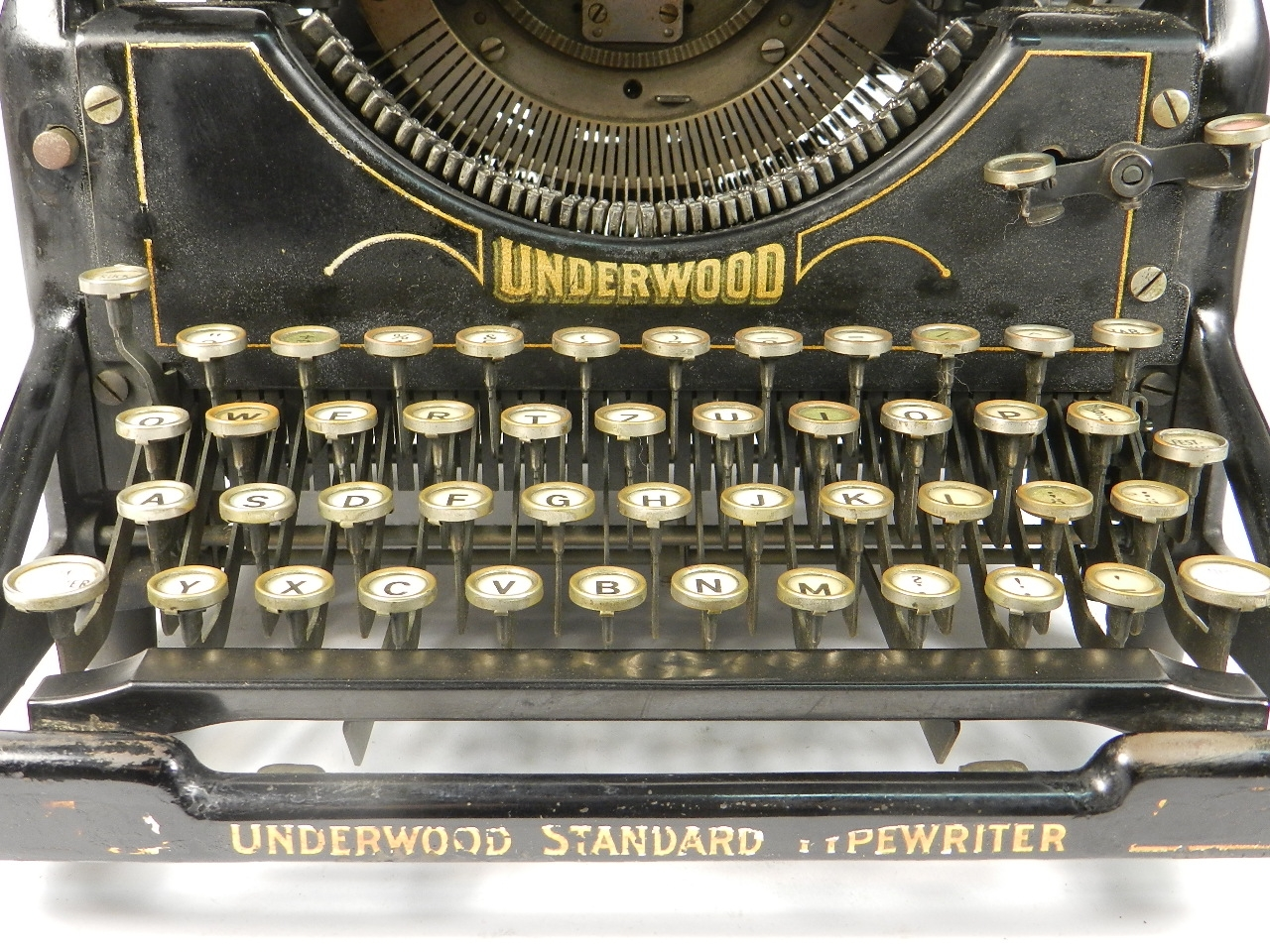 Imagen UNDERWOOD  Nº5  AÑO 1916 31341