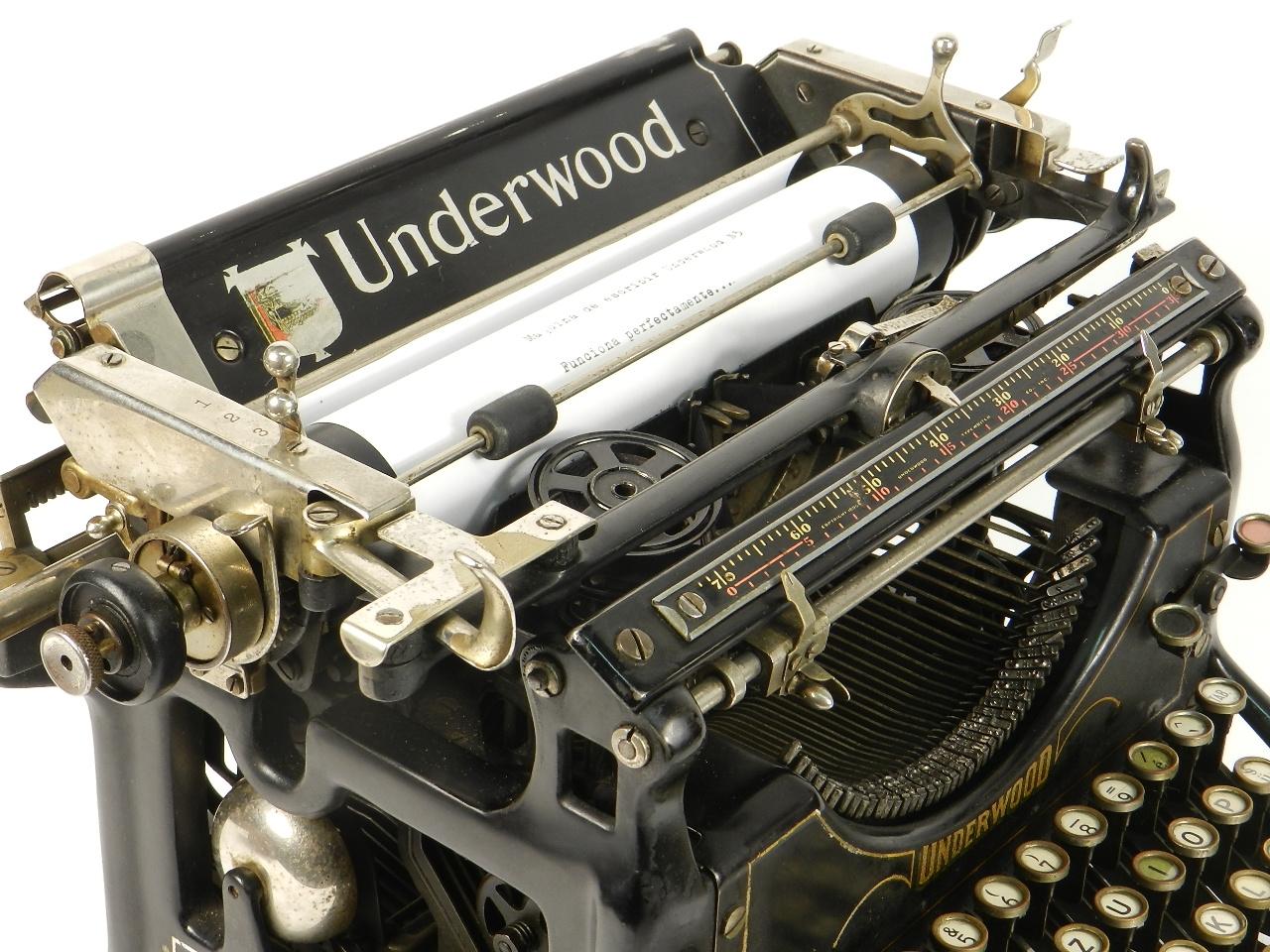 Imagen UNDERWOOD  Nº5  AÑO 1916 31346