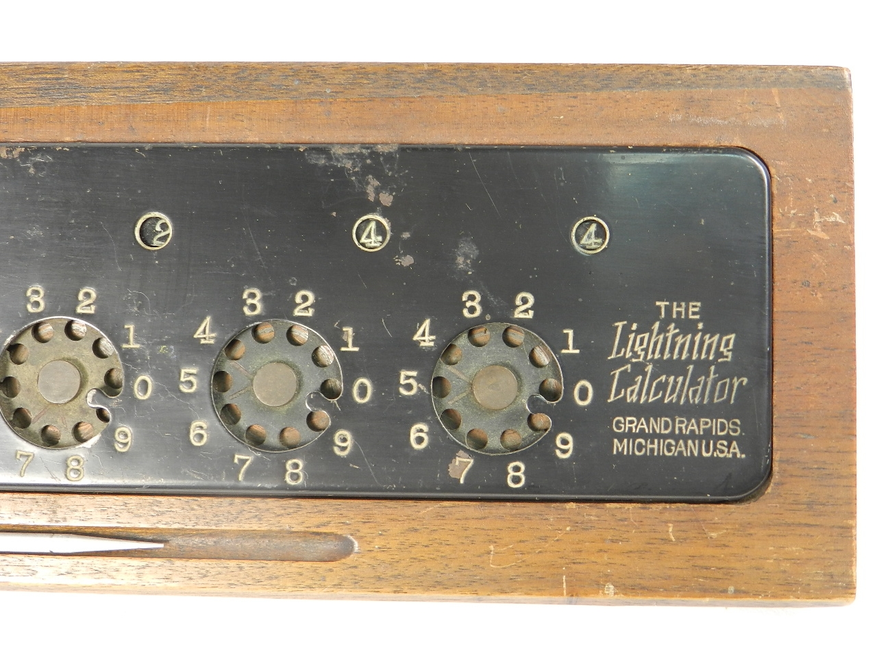 Imagen THE LIGHTNING CALCULATOR AÑO 1915 31388