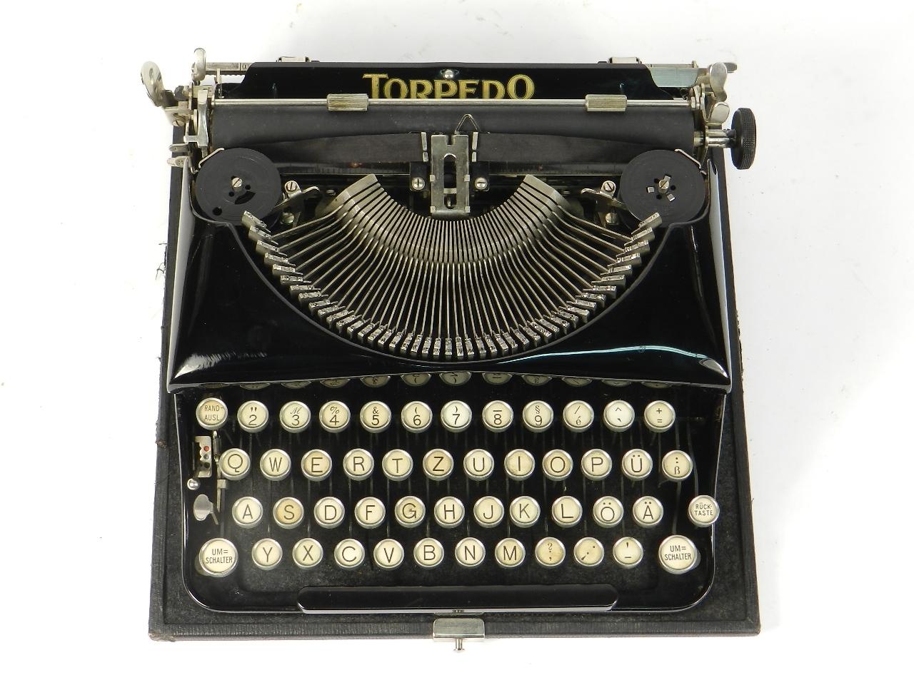 Imagen TORPEDO AÑO 1931 31445