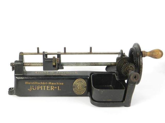 SACAPUNTAS JUPITER Nº1 AÑO 1905