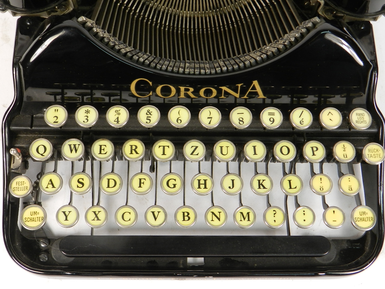 Imagen CORONA Nº4 AÑO 1932  31661