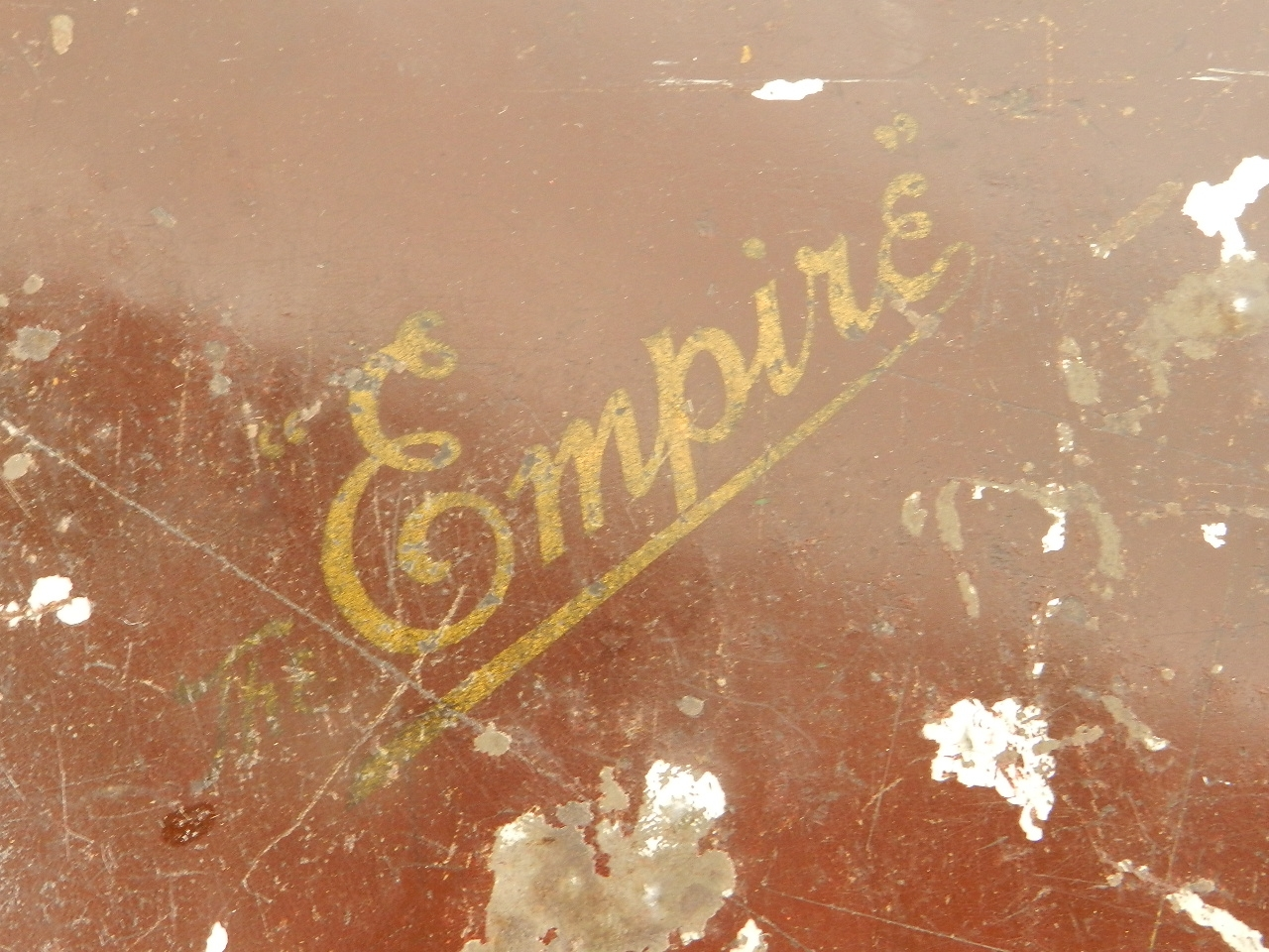 Imagen EMPIRE Nº1  AÑO 1895 31668