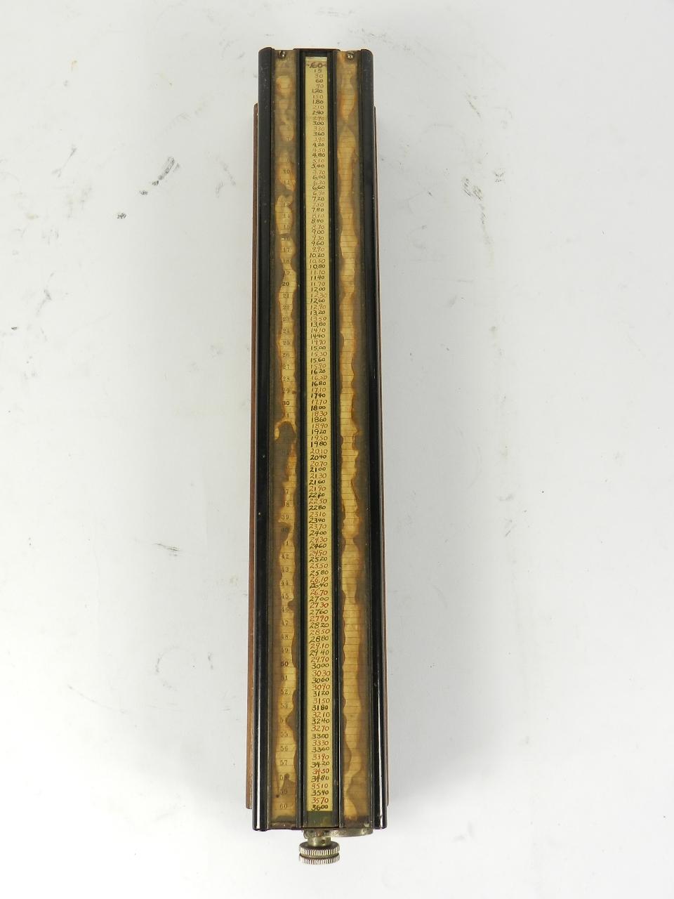 Imagen THE LAMB CALCULATOR AÑO 1913 31693