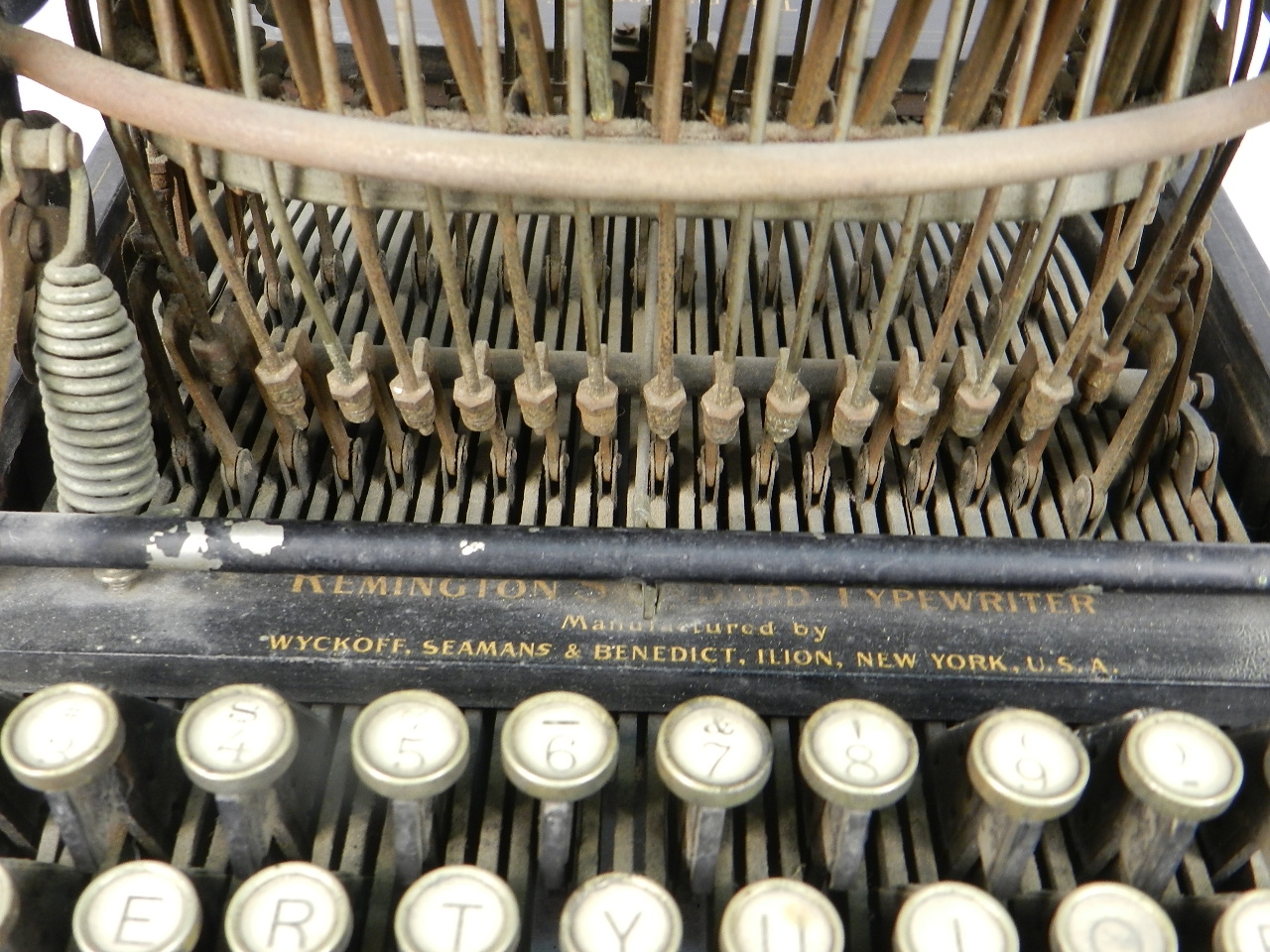 Imagen RARA REMINGTON Nº8  AÑO 1910 31788