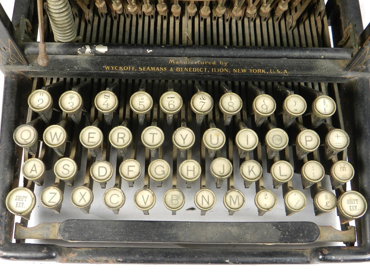 Imagen RARA REMINGTON Nº8  AÑO 1910 31790