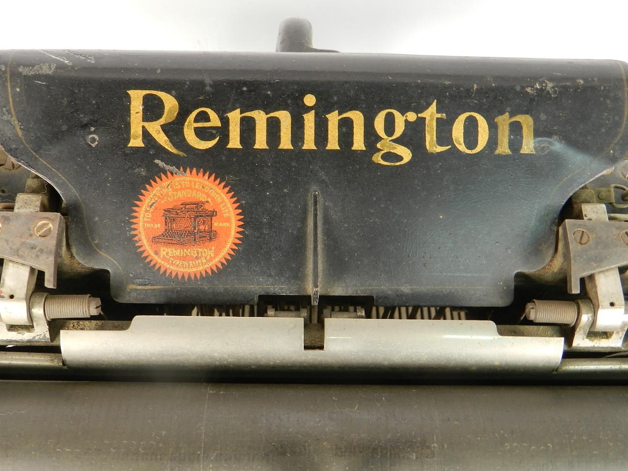 Imagen RARA REMINGTON Nº8  AÑO 1910 31792