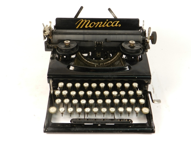 MONICA Nº3  AÑO 1927