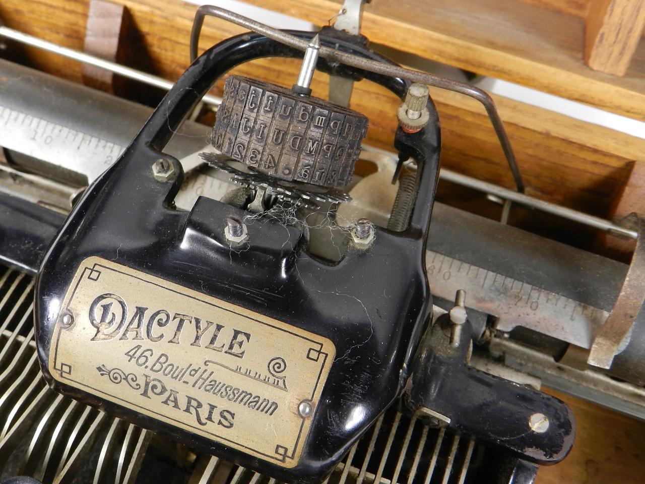 Imagen DACTYLE Nº5 AÑO 1895 31825