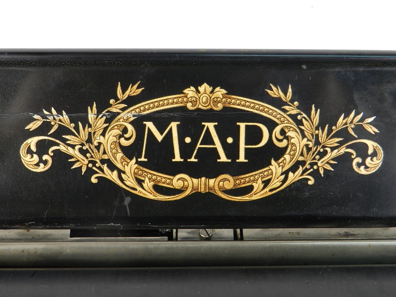 Imagen MAP Nº3 AÑO 1921 31854
