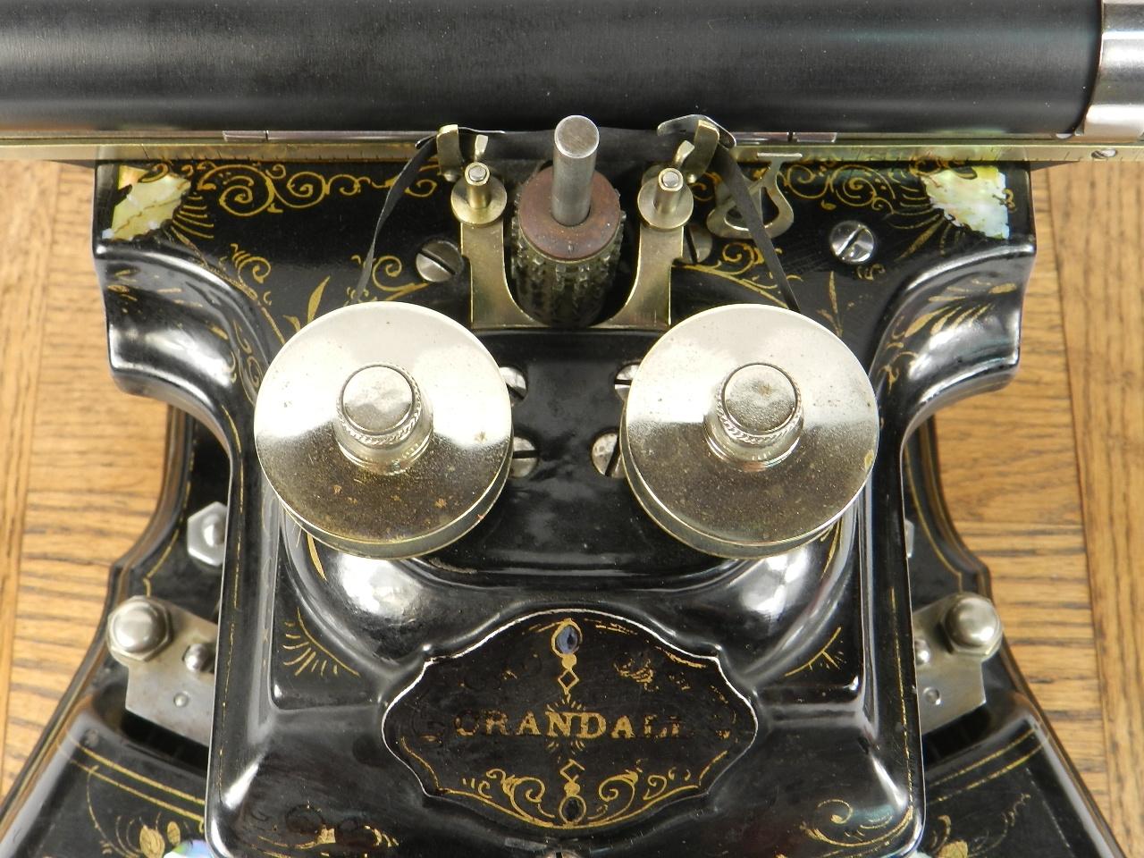 Imagen CRANDALL NEW MODEL AÑO 1885 31917