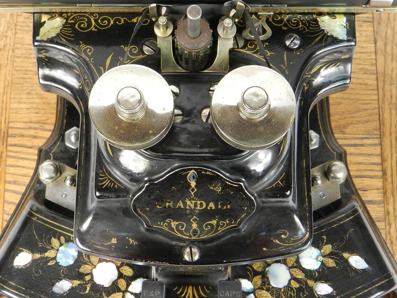 Imagen CRANDALL NEW MODEL AÑO 1885 31914
