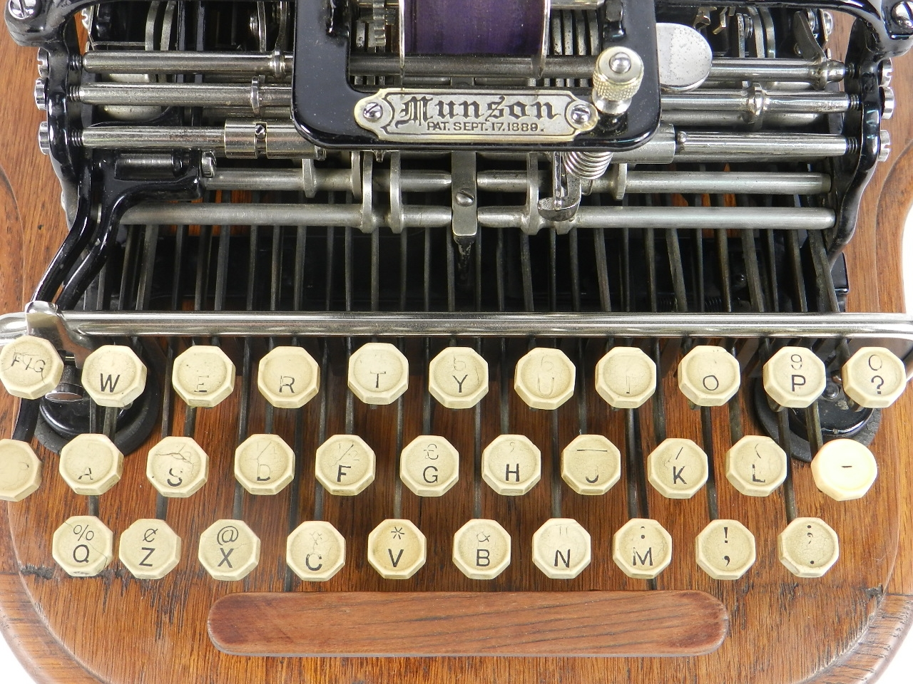 Imagen MUNSON Nº1 AÑO 1889 32192