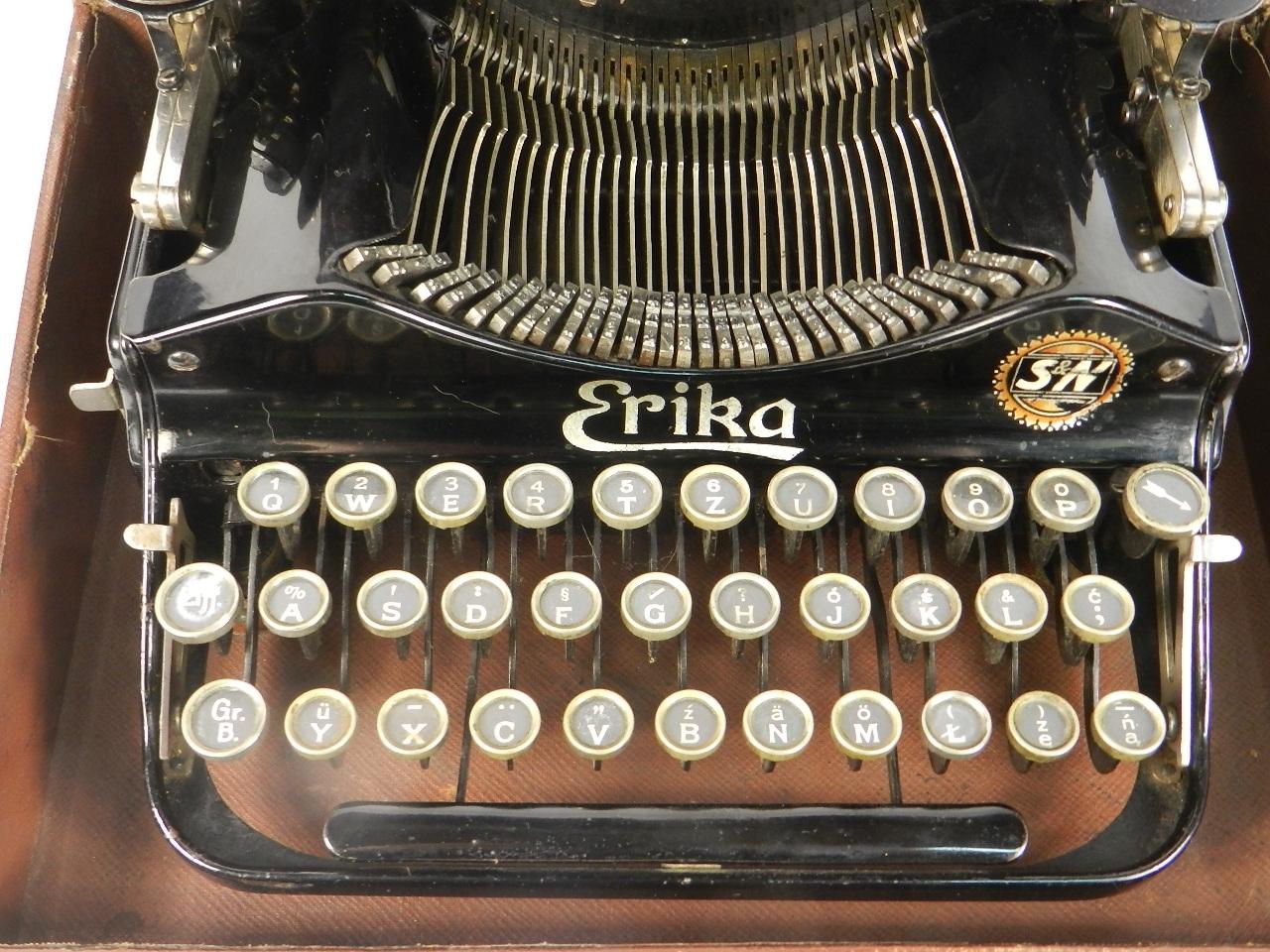 Imagen ERIKA Nº3 AÑO 1917 PLEGABLE 32269
