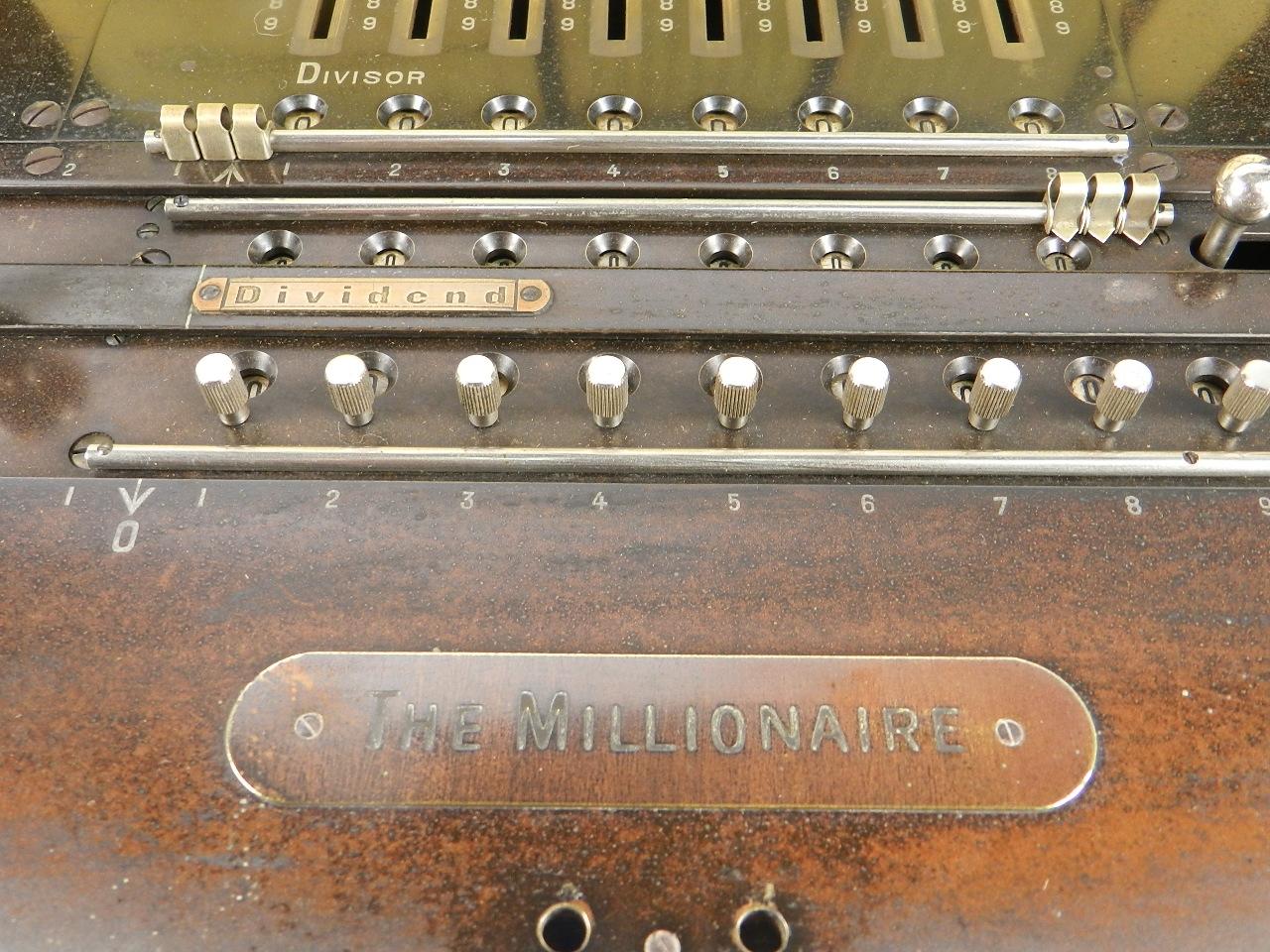 Imagen THE MILLIONAIRE  AÑO 1895 32396
