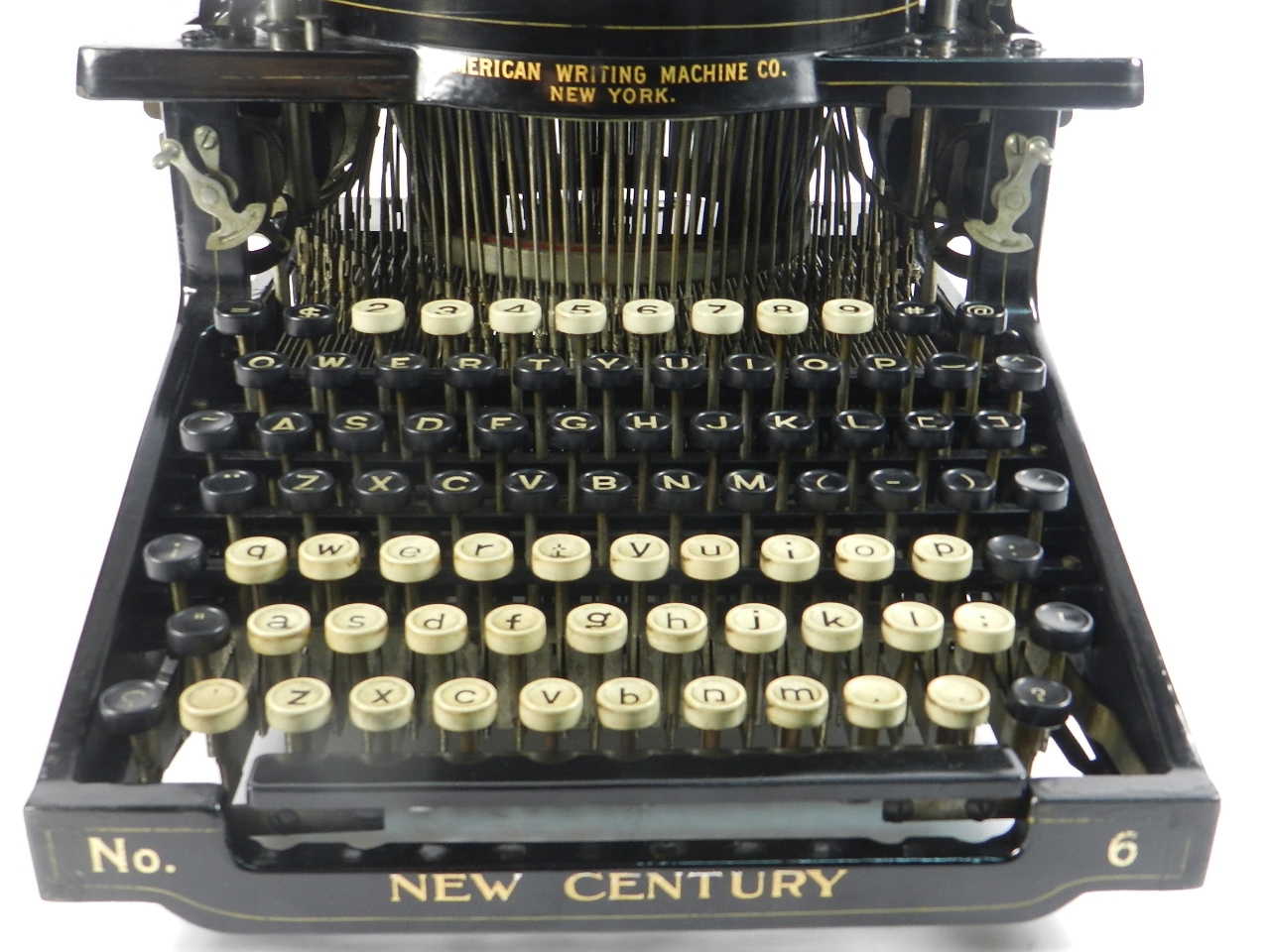 Imagen NEW CENTURY Nº6  AÑO 1899 32406