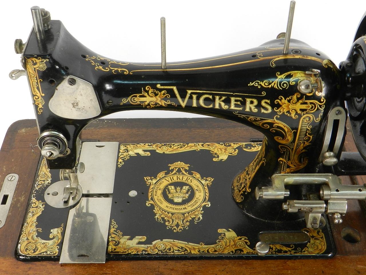 Imagen VICKERS AÑO 1915  LONDRES 32526