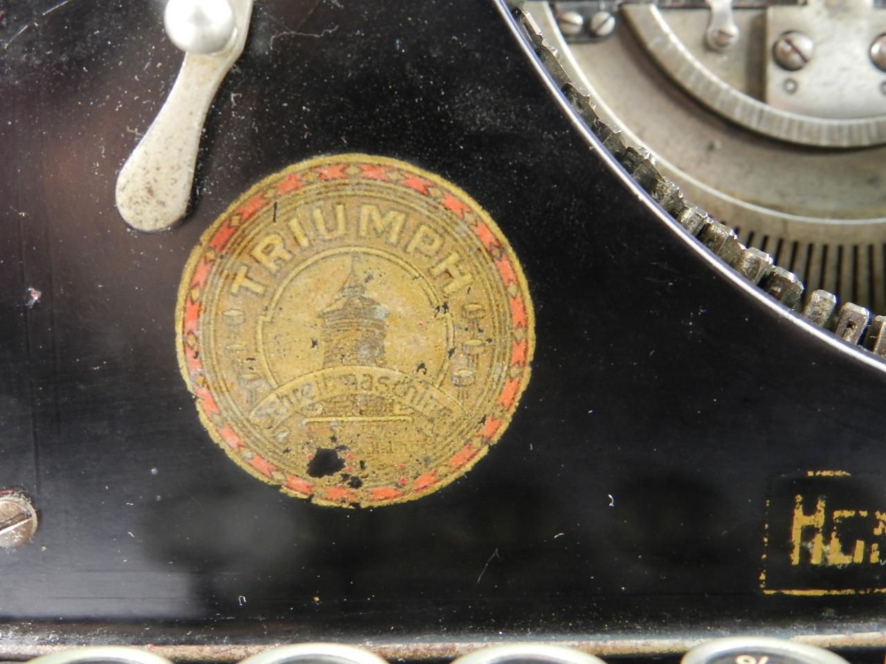 Imagen TRIUMPH Nº2  AÑO 1923 32608