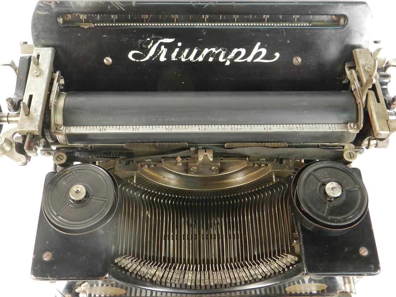 Imagen TRIUMPH Nº2  AÑO 1923 32610
