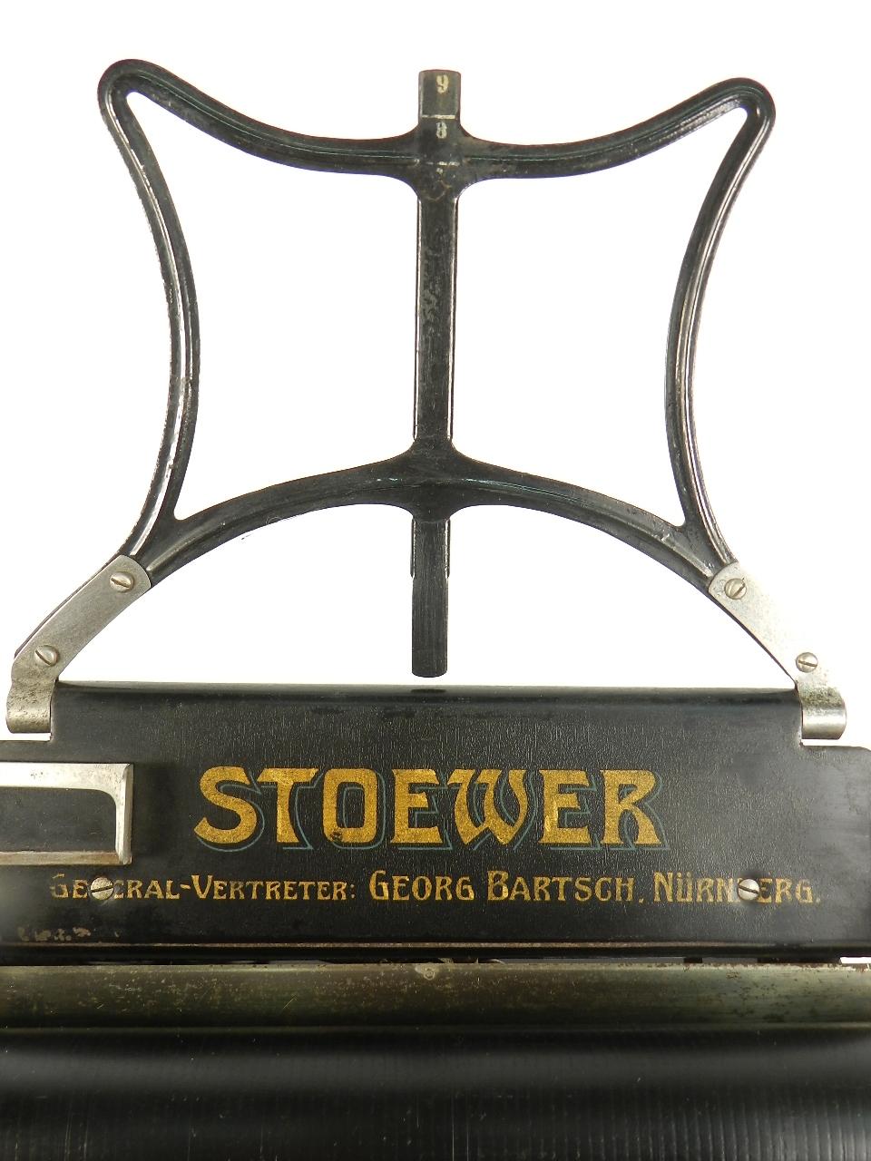 Imagen STOEWER RECORD AÑO 1910 32617