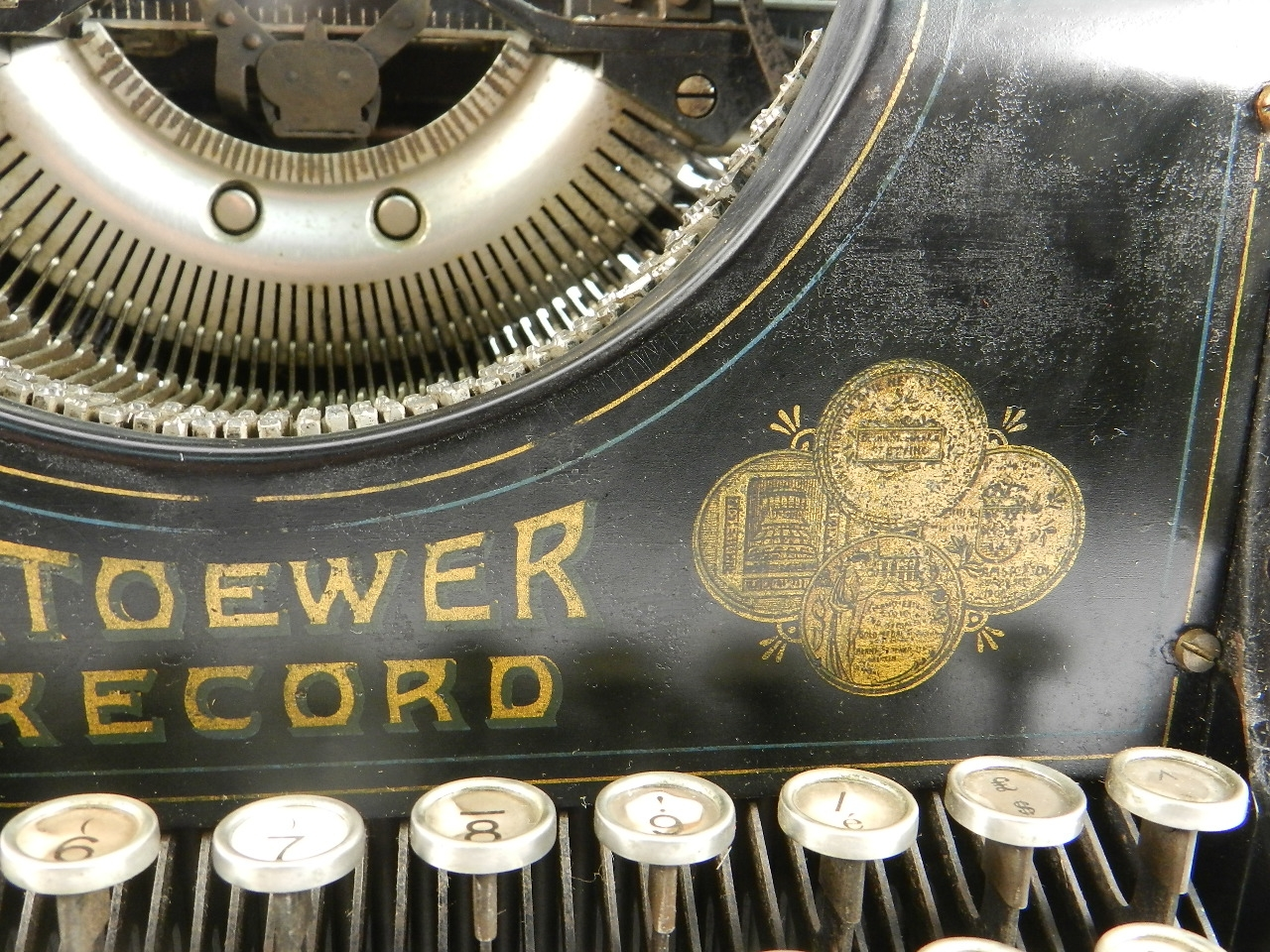 Imagen STOEWER RECORD AÑO 1910 32619