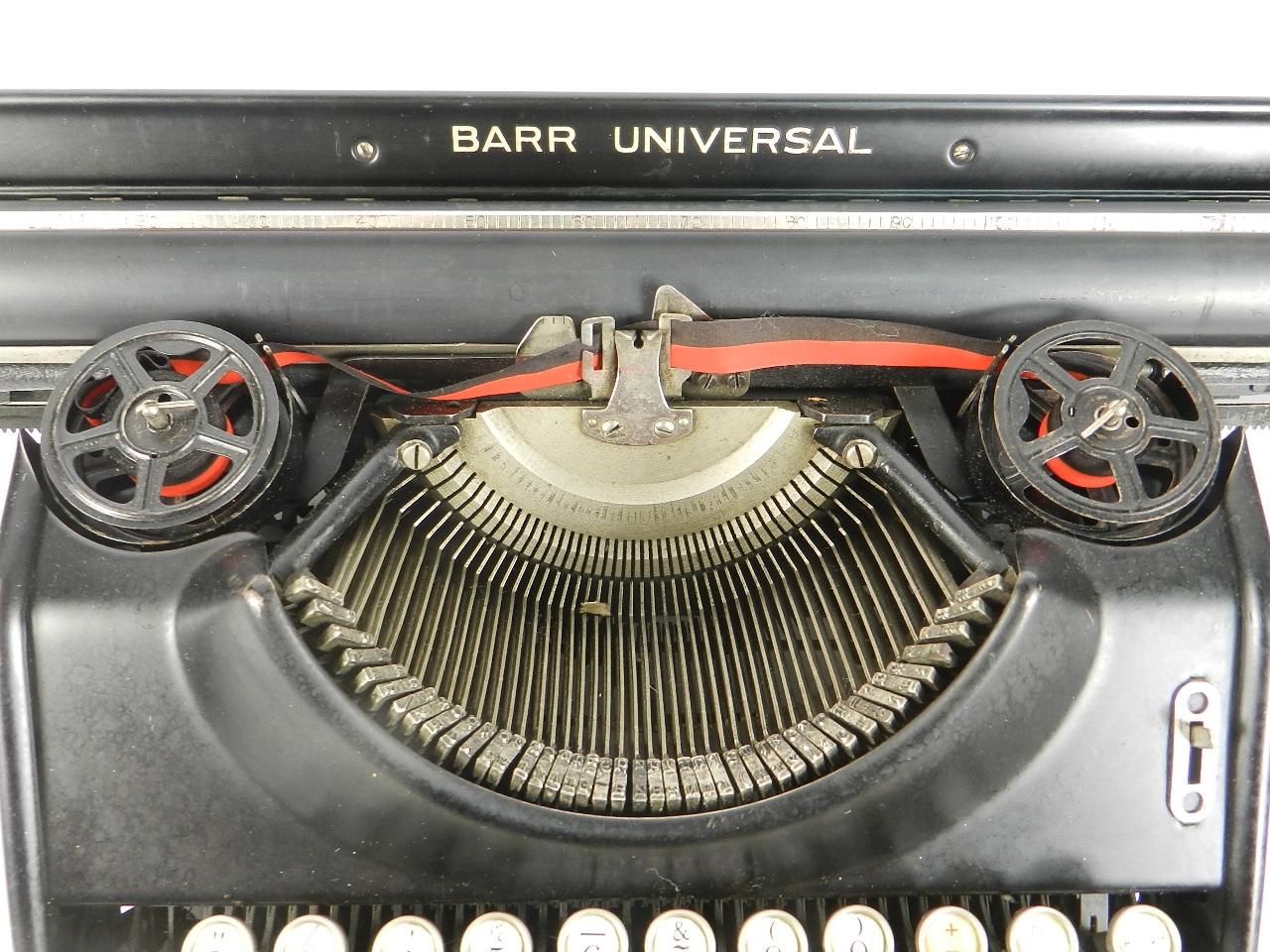 Imagen BARR UNIVERSAL  AÑO 1929 32627