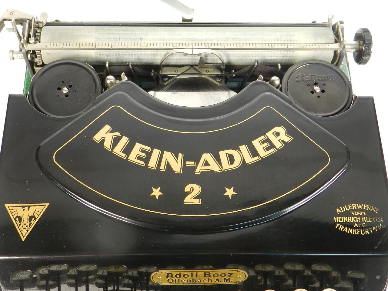 Imagen KLEIN ADLER 2  AÑO 1929 32682