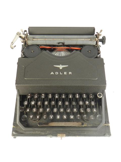 ADLER FAVORITE 2 AÑO 1949
