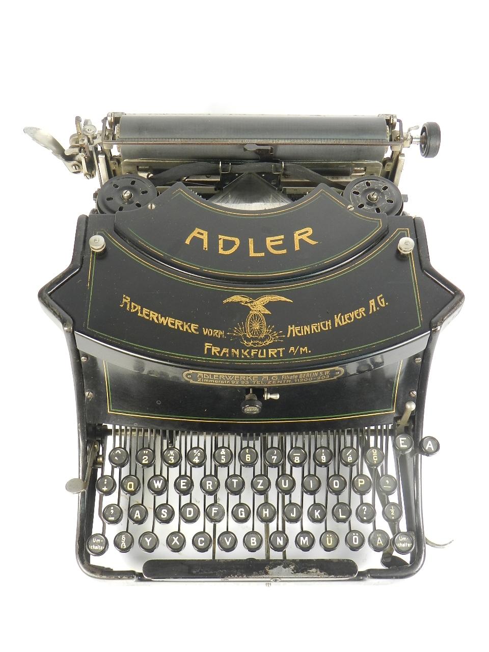 Imagen ADLER Mod.15 AÑO 1915 32714