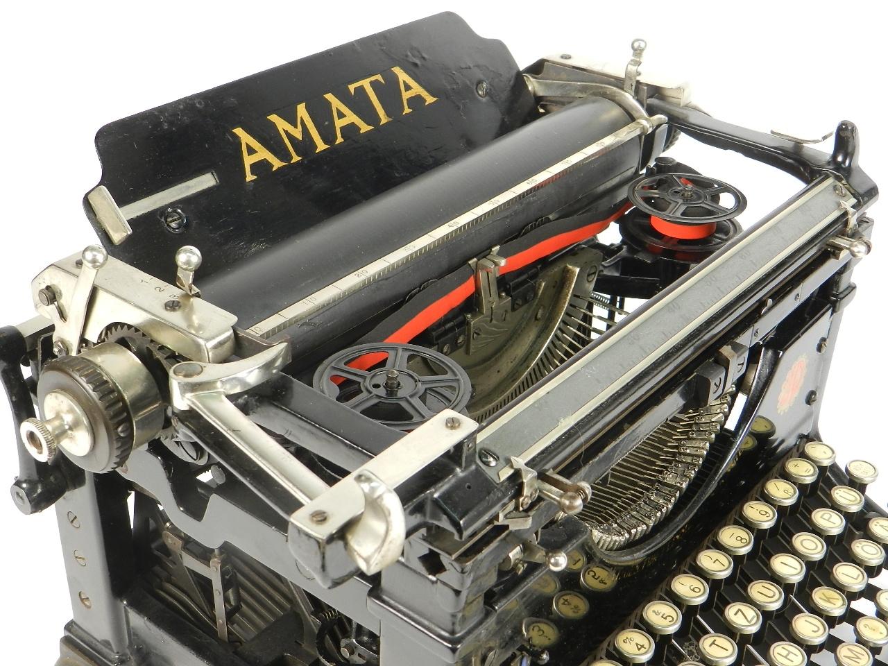 Imagen RARA  AMATA   AÑO 1923  AUSTRIA 32752
