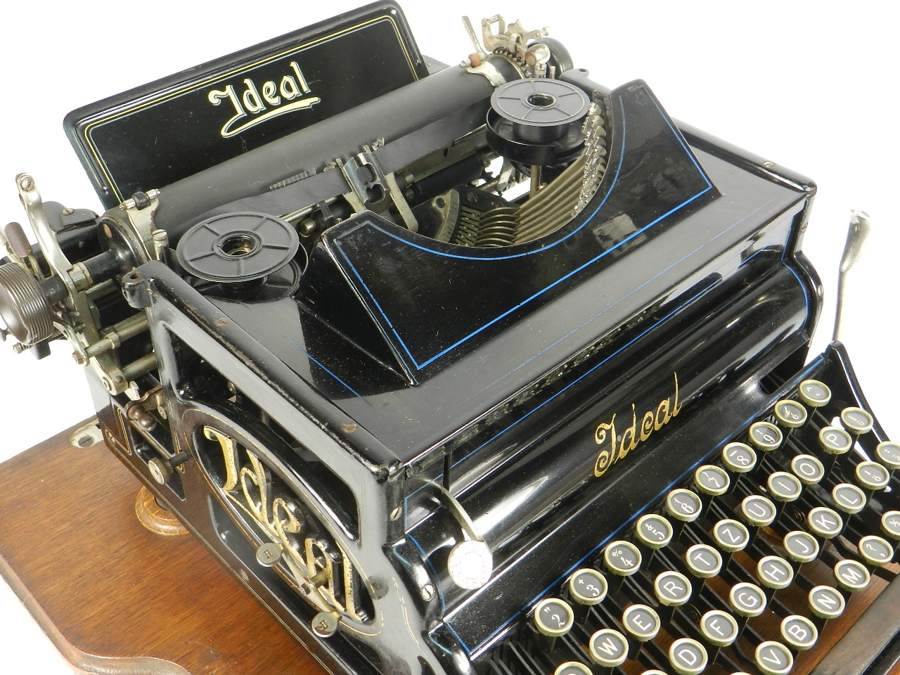 Imagen IDEAL A4 AÑO 1903 SEIDEL & NAUMANN 32780