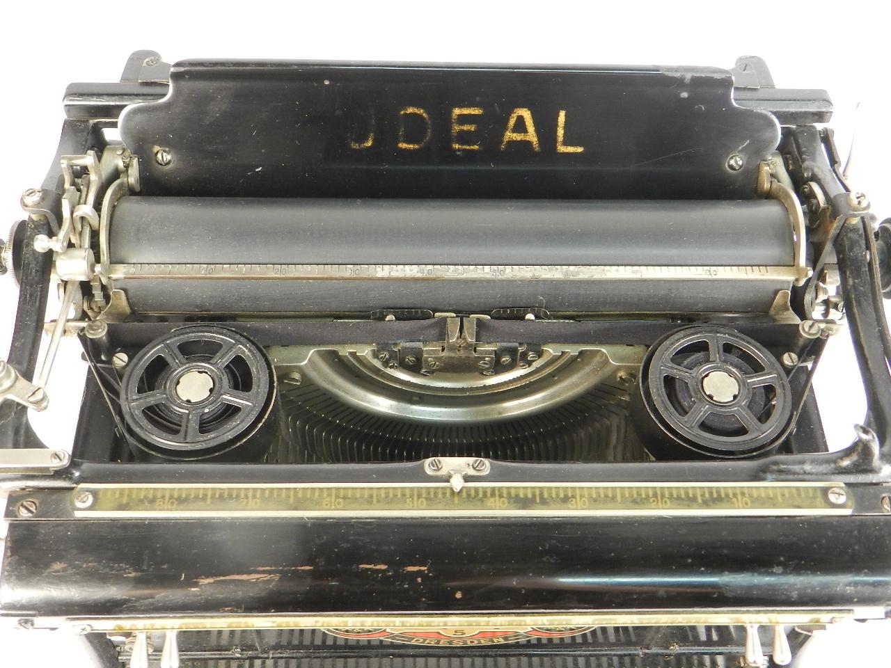 Imagen JDEAL 5  AÑO 1920 32819