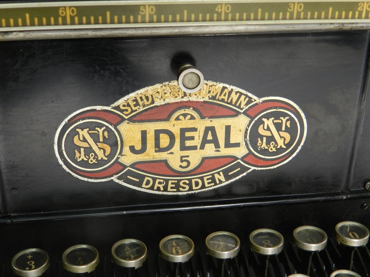 Imagen JDEAL 5  AÑO 1920 32820