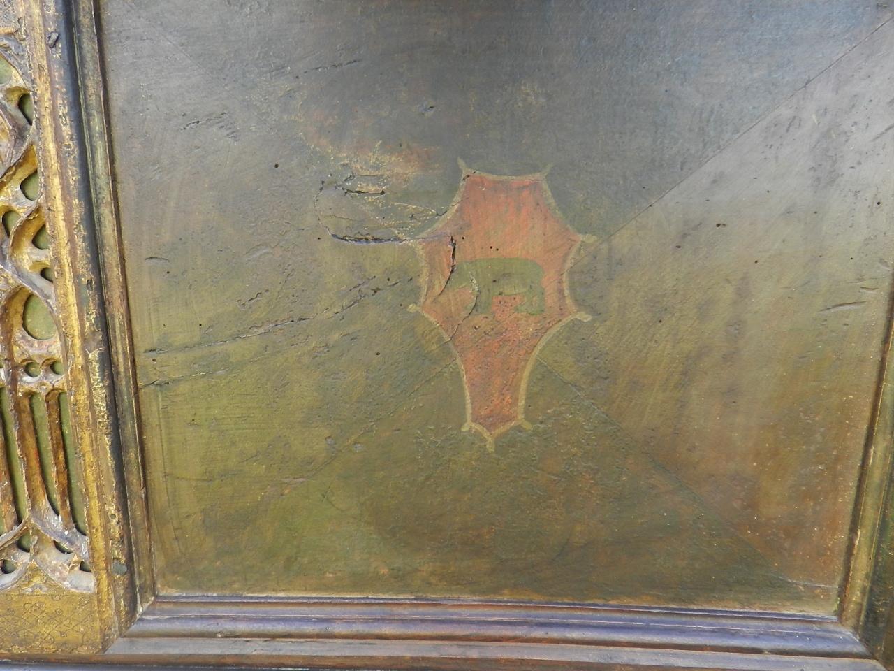 Imagen ARCON MADERA DE NOGAL SIGLO XVIII 32875
