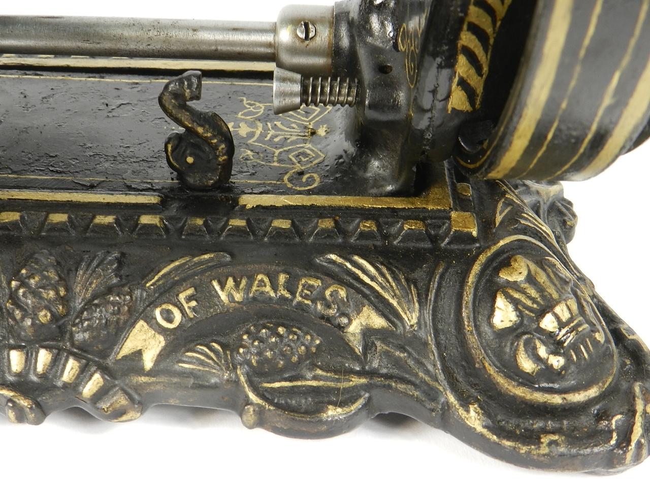 Imagen PRINCESS OF WALES AÑO 1878 33139