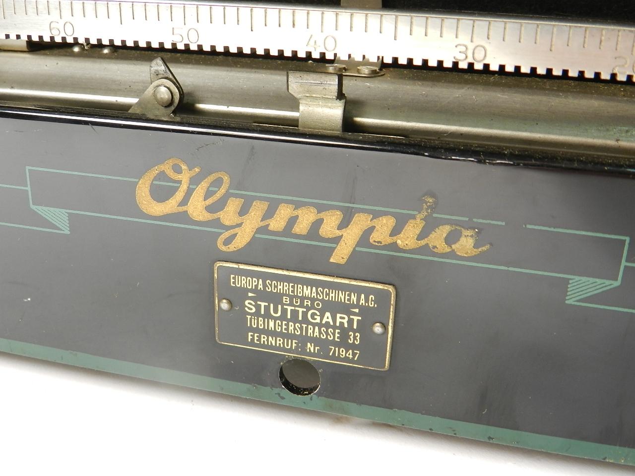 Imagen OLYMPIA  AÑO 1935 33167