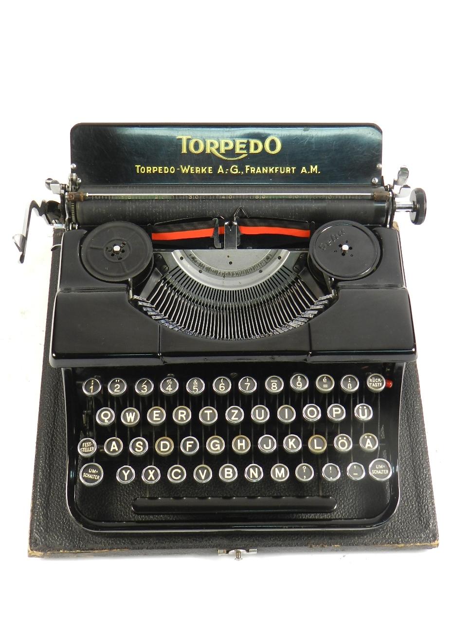 Imagen TORPEDO AÑO 1931 33224