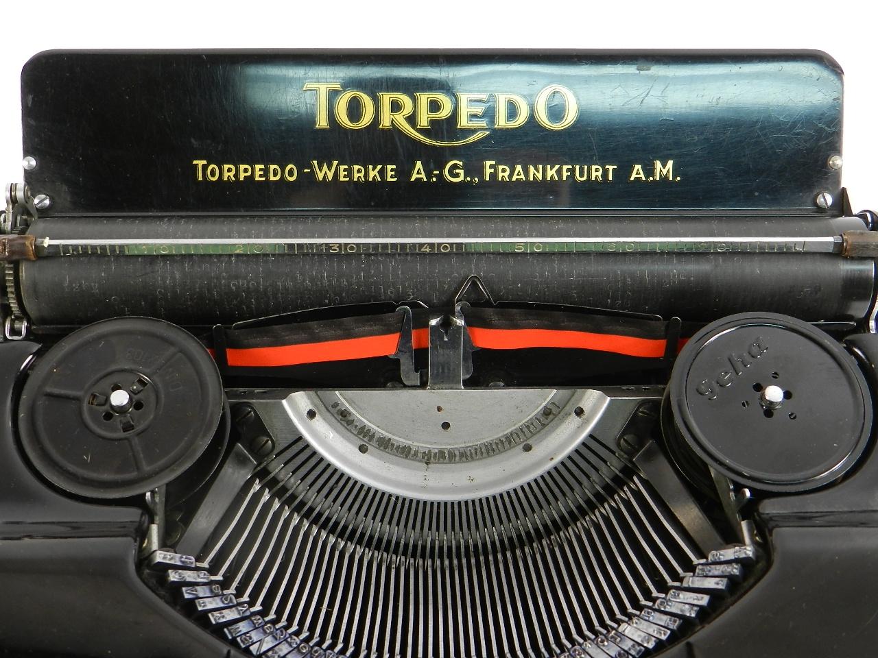 Imagen TORPEDO AÑO 1931 33226