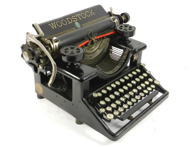 WOODSTOCK  Nº5 AÑO 1923