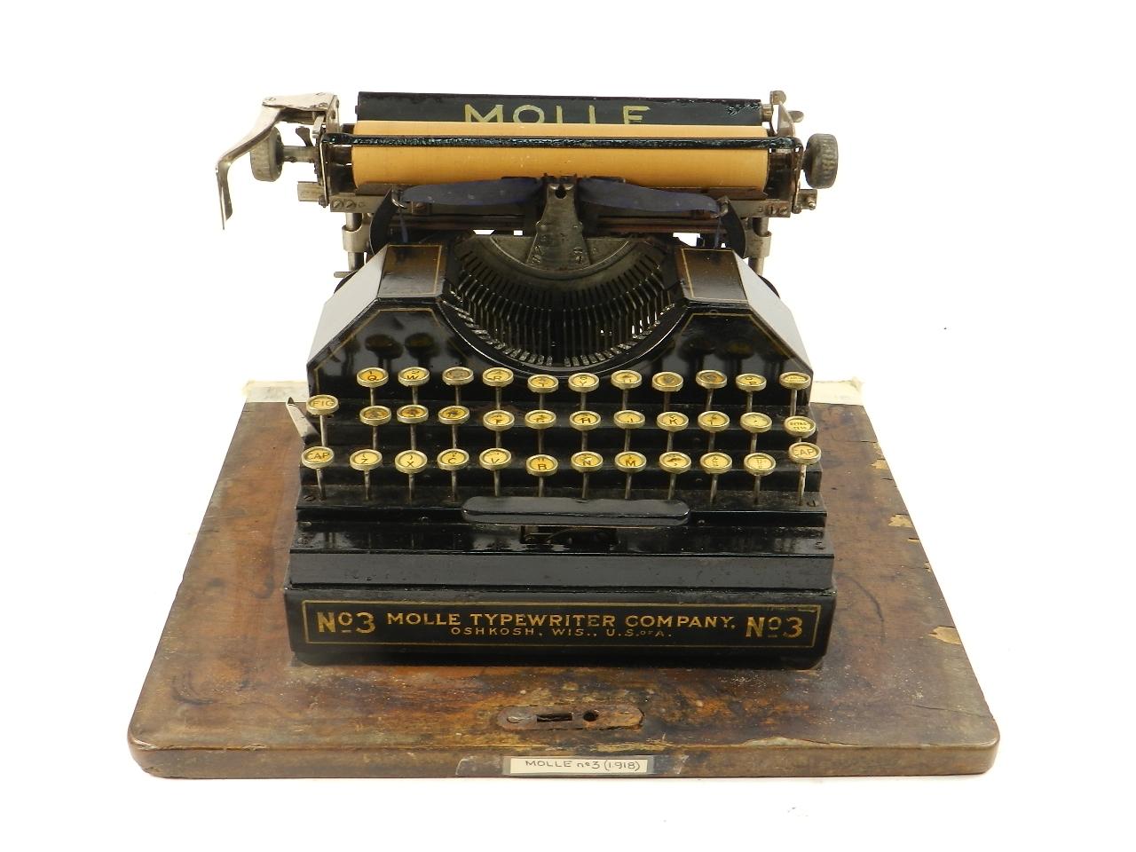 Imagen MOLLE Nº3 AÑO 1918 33345