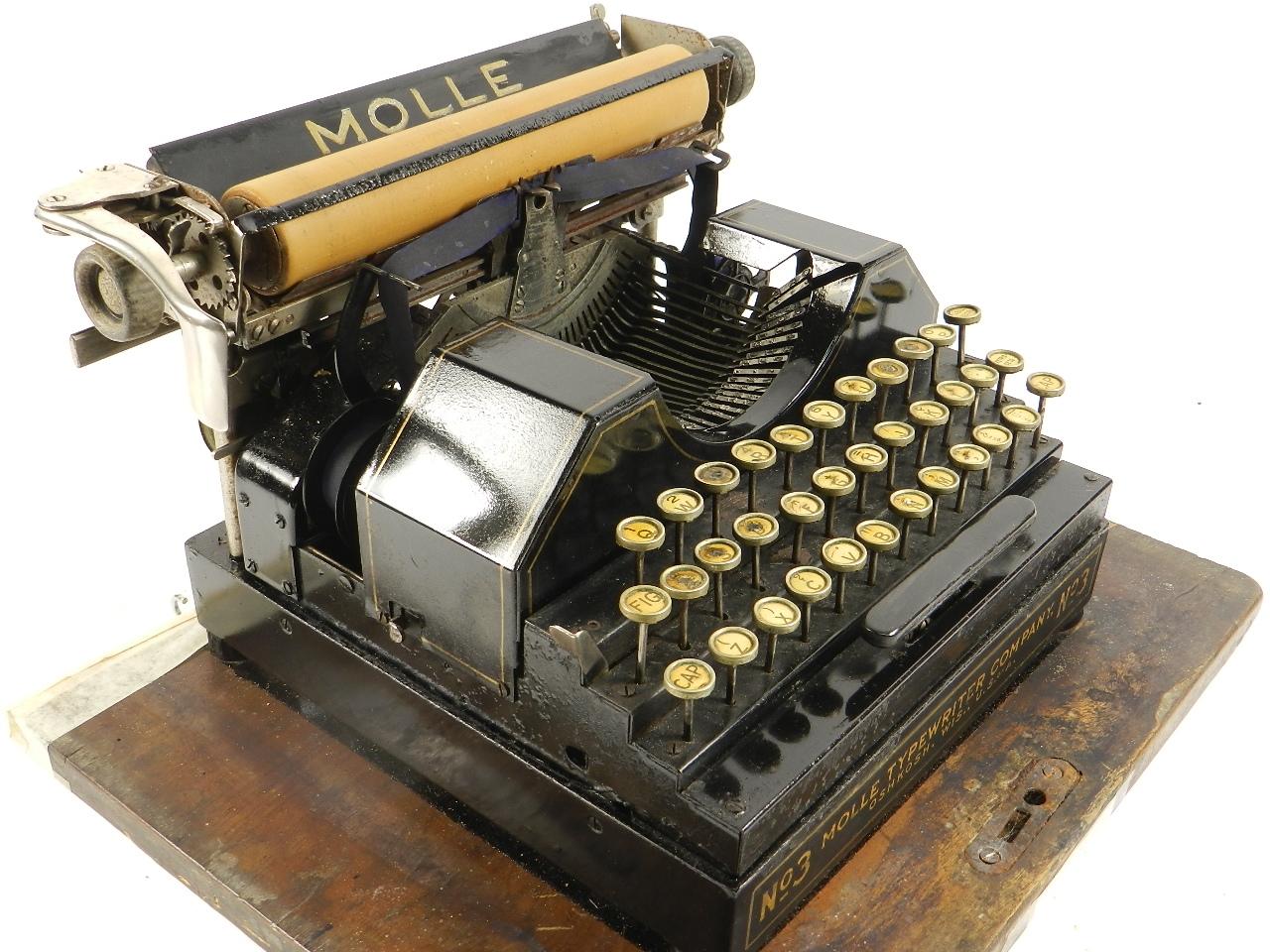 Imagen MOLLE Nº3 AÑO 1918 33349