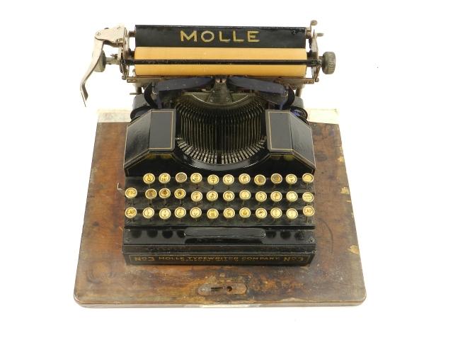 MOLLE Nº3 AÑO 1918