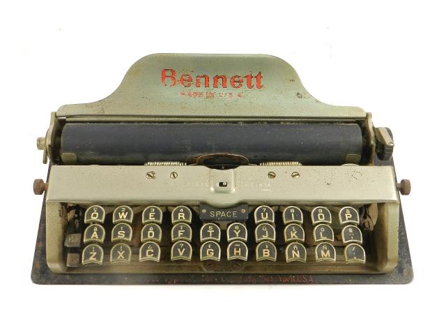 BENNETT  AÑO  1910