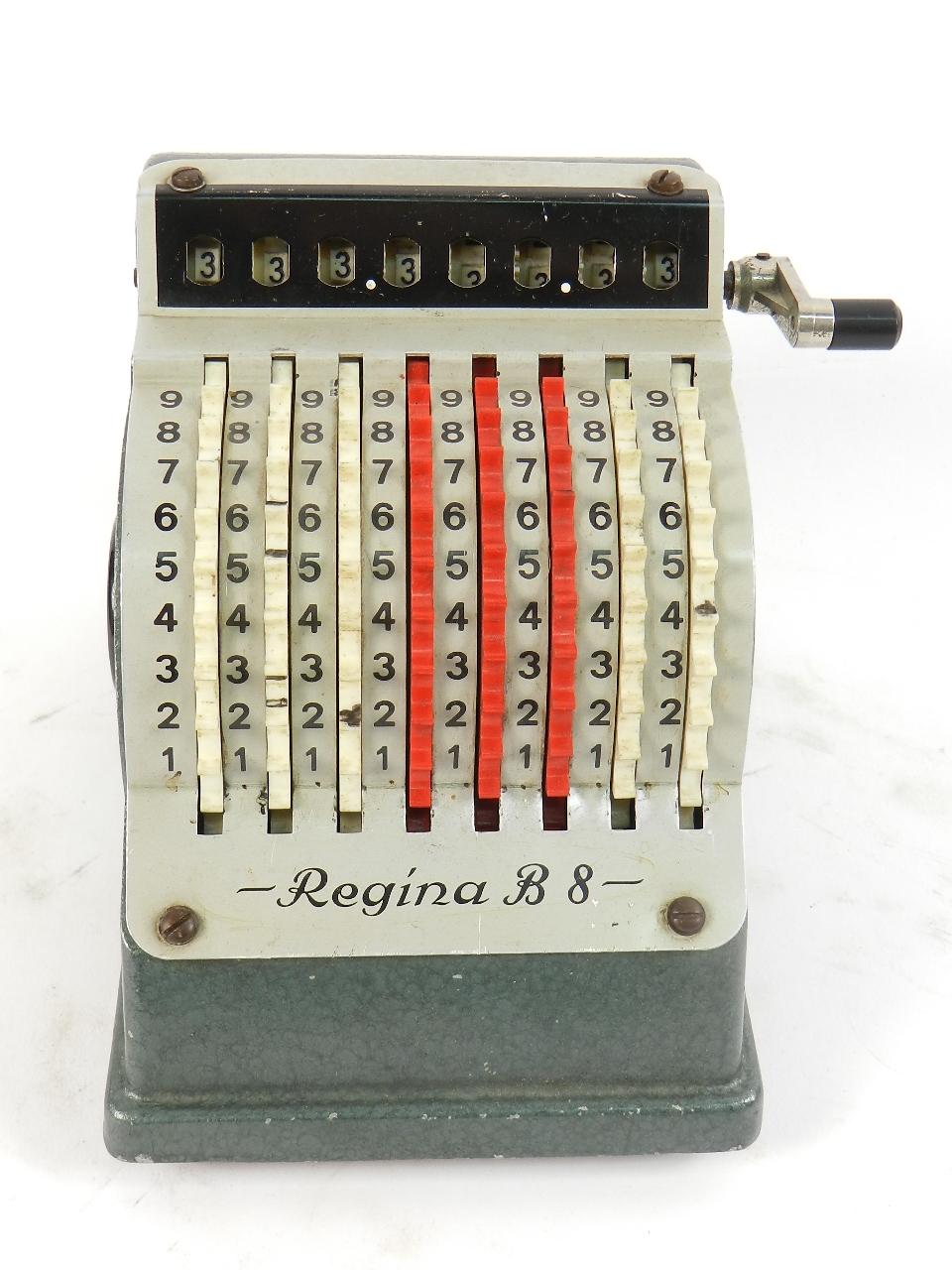 Imagen REGINA B8  AÑO 1956 33453