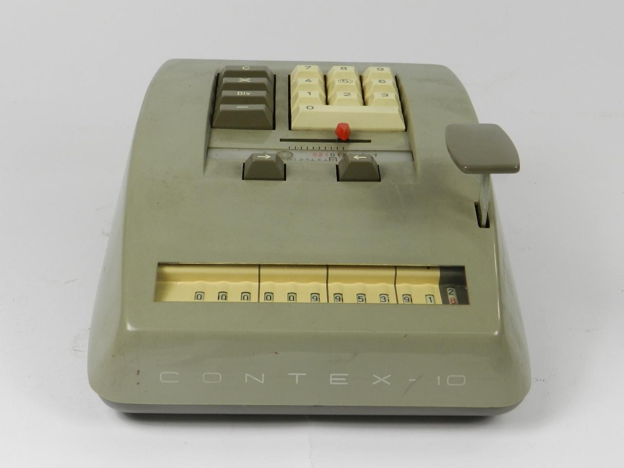 Imagen CONTEX-10 Mod.E  AÑO 1960 33618