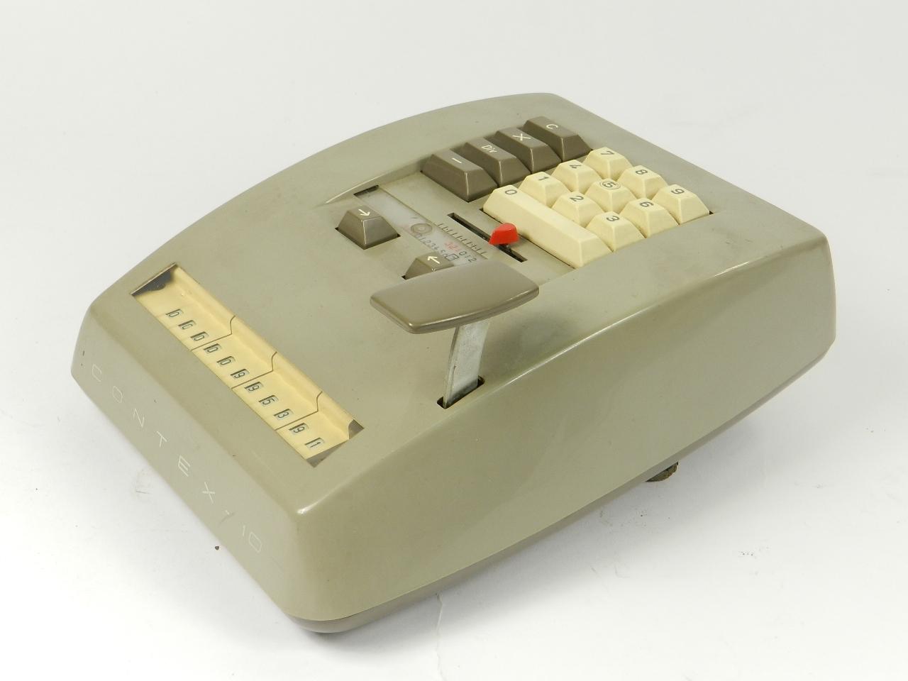 Imagen CONTEX-10 Mod.E  AÑO 1960 33619