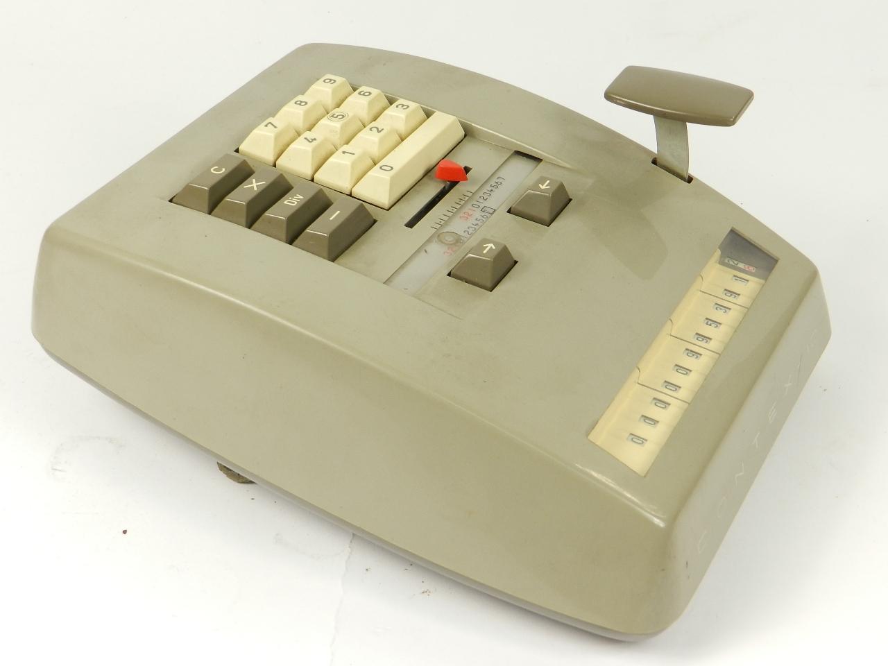 Imagen CONTEX-10 Mod.E  AÑO 1960 33620