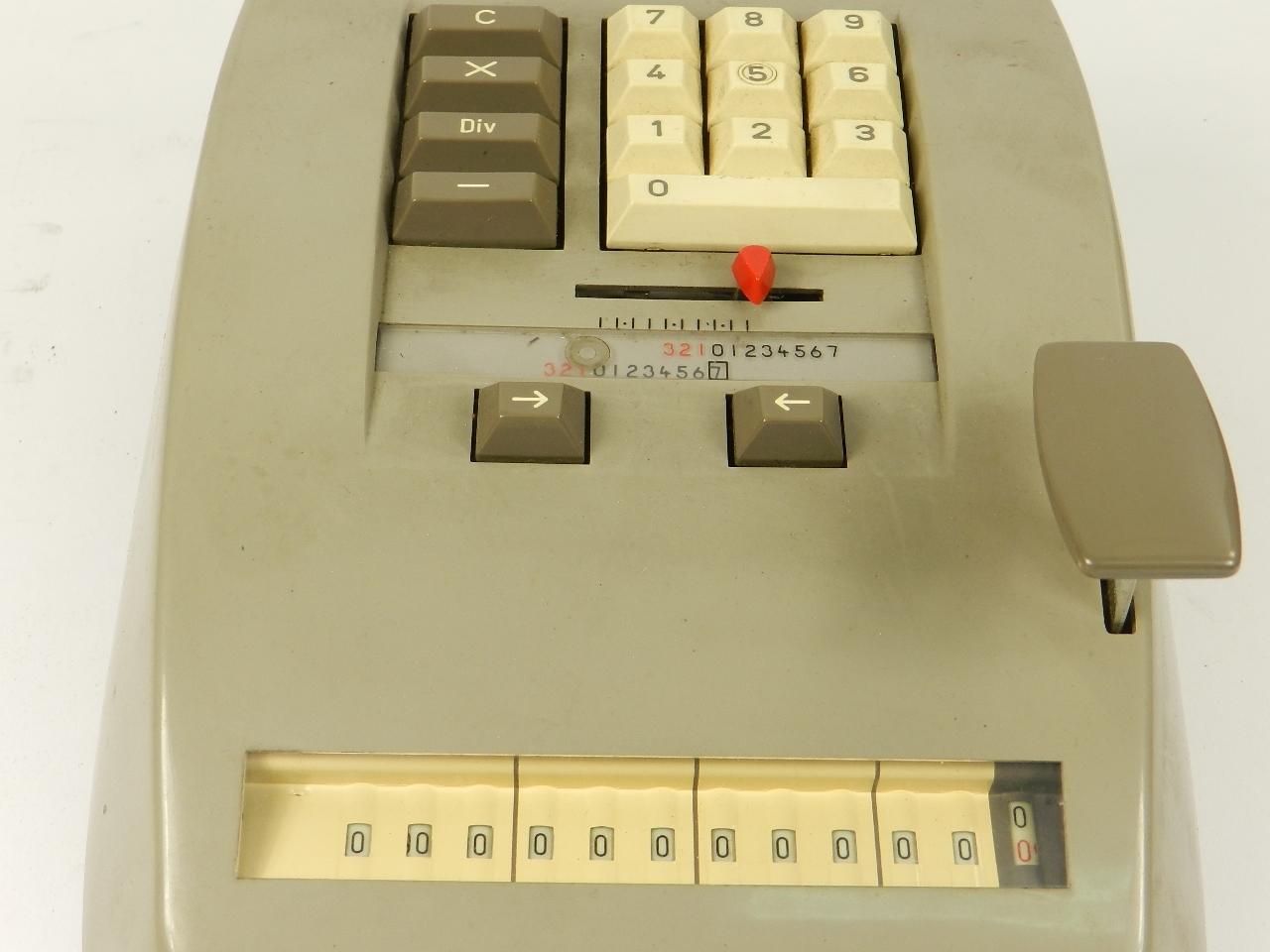 Imagen CONTEX-10 Mod.E  AÑO 1960 33621
