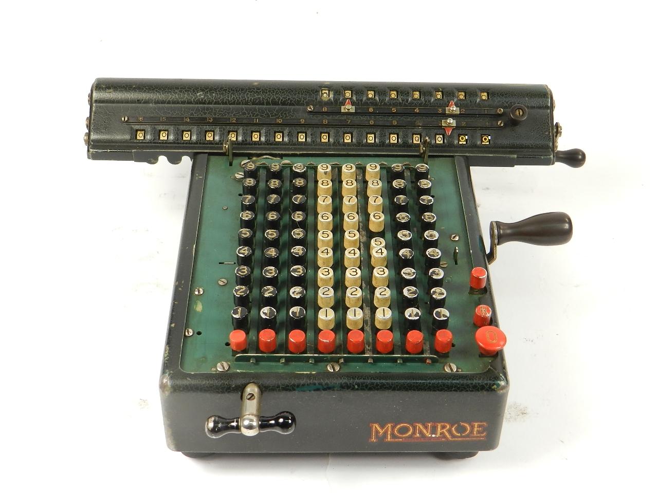 Imagen MONROE Mod.K  AÑO 1921 33671