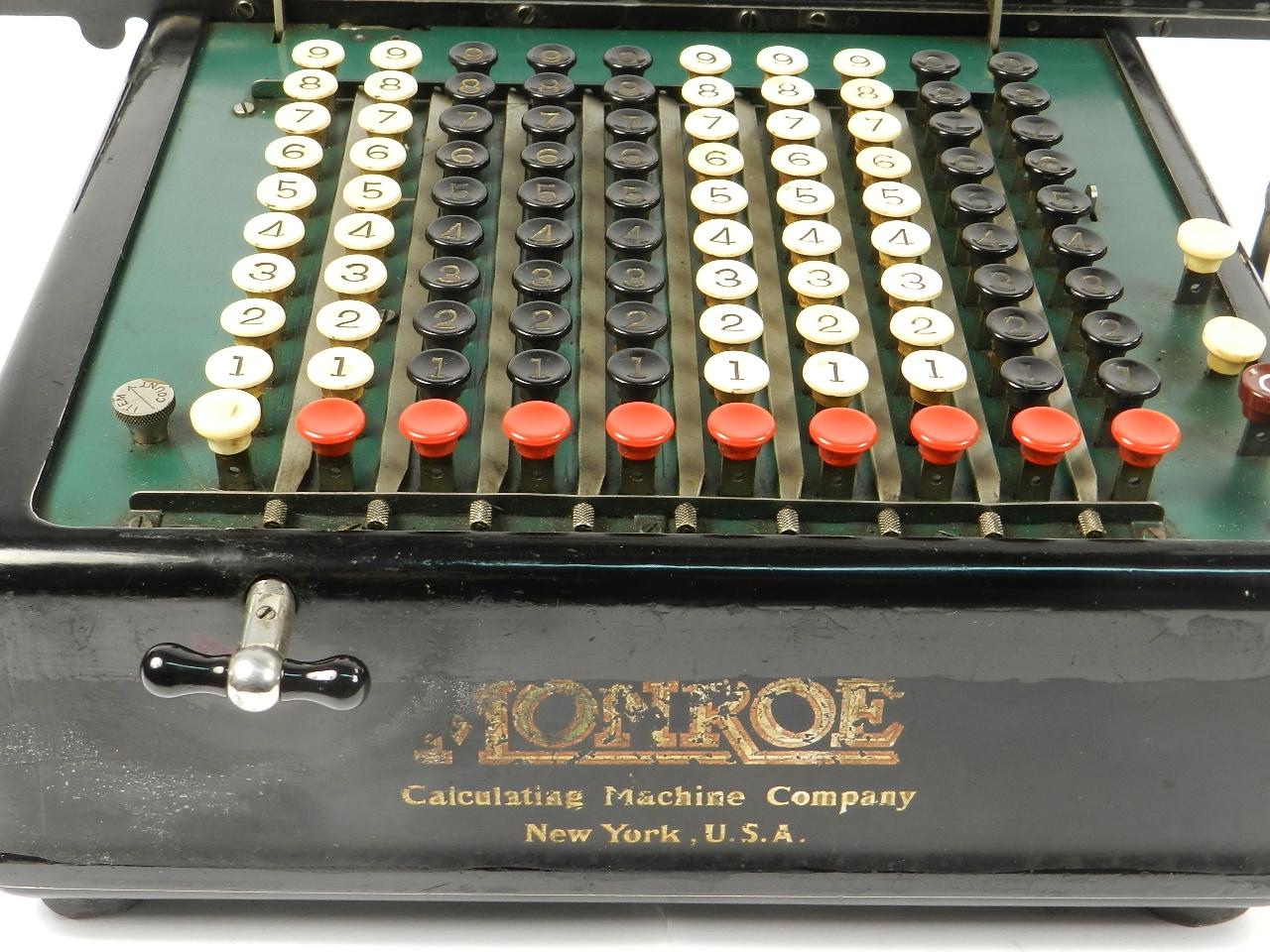 Imagen MONROE Mod. K  AÑO 1921 33676